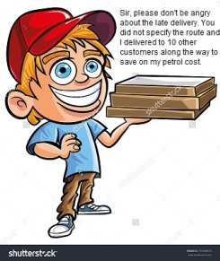 stock-vector-cartoon-of-cute-pizza-delivery-boy-isolated-on-white-137008673