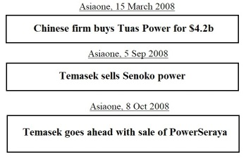 singapore power scam