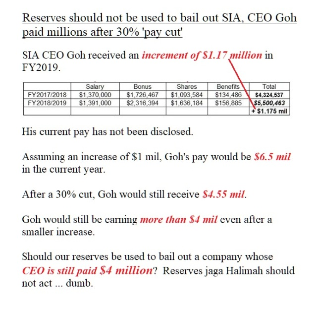 SIA BAILOUT CEO EARNS 4 MIL